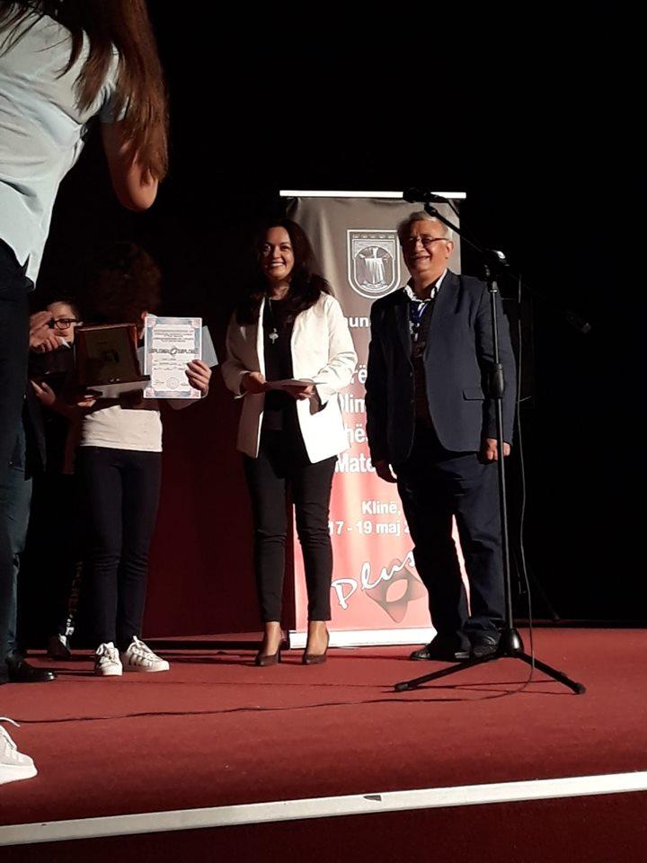 Awards for the winners of XXIV Plus Math Olympiads – Penda