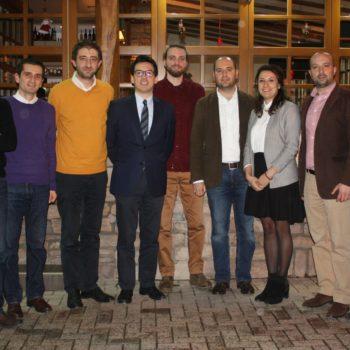 Трет Состанок на Одборот, 29 Декември 2017 во Тетово.